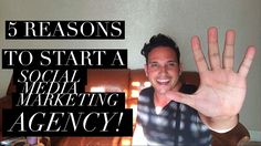 5 Reason To Start A Social Media Marketing Agency! - WATCH VIDEO here -> http://makeextramoneyonline.org/5-reason-to-start-a-social-media-marketing-agency/ - how to start a social media marketing business How to start a Social Media marketing company? First, you have to know WHY to start one. Here are the reason starting a Social Media marketing agency (SMMA) is a genius idea this year. Here are Reasons why you SHOULD! SMMA is what allowed me to...