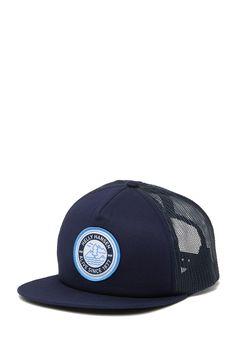 Helly Hansen Flatbrim Trucker Cap In Catalina Blue Helly Hansen, Cap, Fitness, Blue, Collection, Shopping, Style, Baseball Hat, Swag