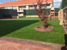 Césped artificial jardinería. Modelo Paraíso Xtra #cespedartificial