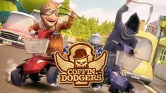 Coffin Dodgers Review - Avoid this one at all cost