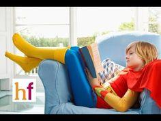 Consejos para promover la lectura en los niños.