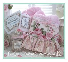 A POCKET FULL OF ROSES~**: STOP BY TEACUP STITCHES AND CHECK OUT ...