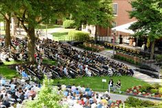 Randolph-Macon College Spring 2014 Commencement