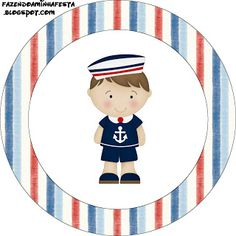 Sailor Birthday, Baby Birthday, Sailor Theme, Happy Birthday Jesus, Blog Layout, Nautical Party, Class Decoration, Hang Tags, Digital Stamps