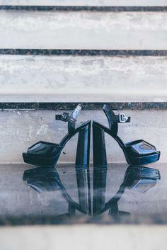 Miti Shoes Inverno 16. [sandália meia pata.] #mitishoes #amsterdamstyle