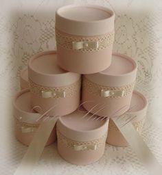 10 Souvenirs Cajitas Shabby Chic Casamiento 15 Años Eventos - $ 380,00 en…