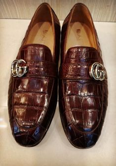 Casual Alligator Loafer Artisanal Shoes for Sale Cheap Mens Fashion, Mens Fashion Shoes, Fashion Boots, Sneakers Fashion, Fashion Vest, Fashion Clothes, Men's Shoes, Shoe Boots, Boat Shoes