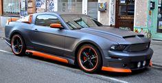 Mustang GT 1 by cmdpirxII.deviantart.com