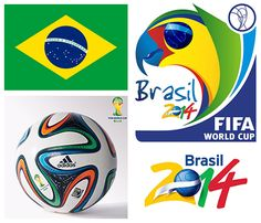 WORLD CUP 2014 Brazil is almost here!!