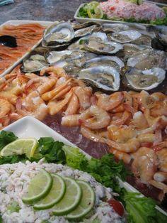 Seafood Buffet Tampa Bay Area Restaurants Florida Ocean Es