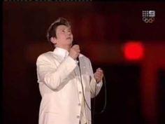 k.d. lang performing Hallelujah at the Winter Olympics 2010 (still clips)