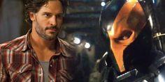 Joe Manganiello dice que rechazó otros papeles de superhéroes antes de Deathstroke