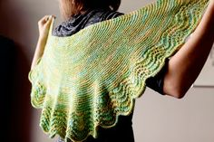 Little House Shawl adult  child sizes