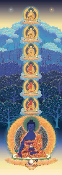 Medicine Buddhas