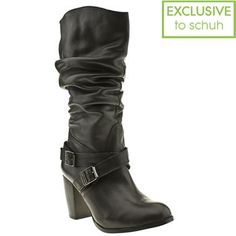 Womens Black Red Or Dead Bounty Boots at schuh