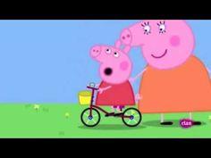 Peppa Pig en español 'Bicicletas' - YouTube