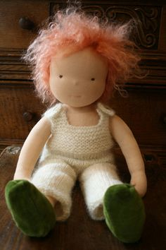 i wish i had a pattern to make this cute doll