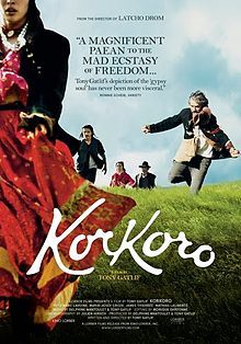 """Korkoro   (""""Freedom"""" in the Romani language) is a 2009 French drama film written and directed by Tony Gatlif. Highly recommend for those love foreign films with sub-titles, well acted, written and cinematography - -  About a race of people who were also victims of WWII"""