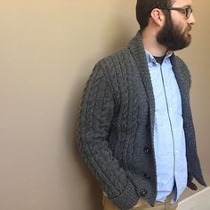 Ravelry: kelseyleftwich's Bridegroom Sweater