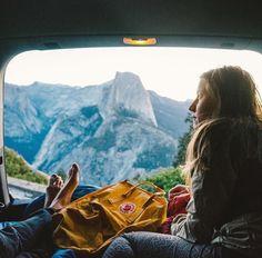 Glacier Point, Yosemite National Park // Joel Bear, Instagram