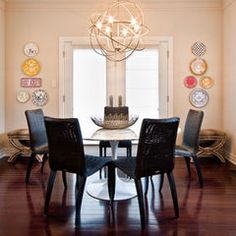 Captivating Vintage Chandelier for Your Classic Interior: Brilliant Contemporary Dining Room Design Interior With Traditional Dining Furnitu. Chandelier Design, Orb Chandelier, Chandelier Ideas, Modern Chandelier, Small Chandeliers, Entryway Chandelier, Bubble Chandelier, Rectangle Chandelier, Vintage Chandelier