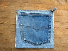 Tuunausta ja tekeleitä: Ohjeet farkkujen totaalikierrätykseen, osa 5