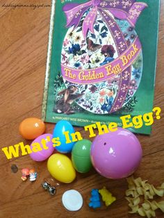 What's In The Egg Game?