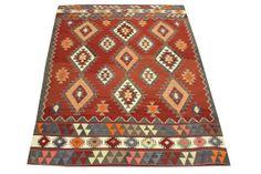 Vintage Turkish Kilim rug 9,0 x 6,0 Feet Oriental rug kilim Decorative rug Large size rug Traditional kilim rug wool kilim carpet Y-449