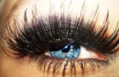 Lashes ! So amazingly beautiful