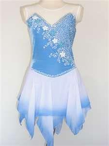 DANCE ICE SKATING DRESS