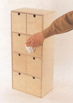 wooden furniture for painting