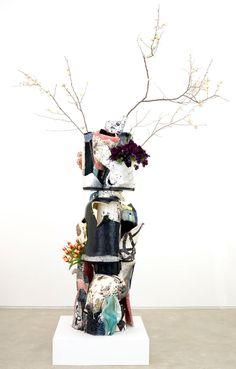 Francesca DiMattio   Fragmented Pattern at Salon 94 inspiration