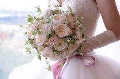 ブーケ お色直し前 ♡WeddingReport 01♡ 1|ブーケ|花嫁 写真・フォトギャラリー検索|ザ・ウエディング