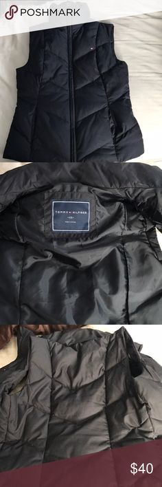 Tommy Hilfiger puffy vest Super warm. Worn twice. Excellent condition. Tommy Hilfiger Jackets & Coats Vests
