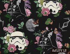 "Check out new work on my @Behance portfolio: ""Star wars pattern"" http://be.net/gallery/52736019/Star-wars-pattern"