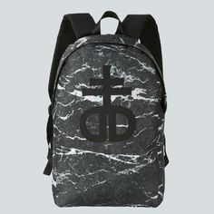 Dropdead Clothing  Marble Backpack