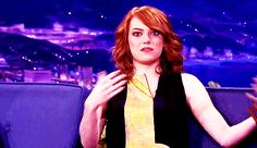 17 Times Emma Stone Expressed Your Feelings About Your First Breakup