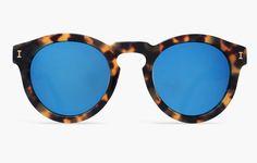 Leonard Classics | Mirrored - Sunglasses