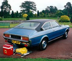 MKI Ford Granada Coupe