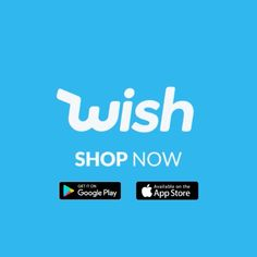 Why pay full price when you could save 50-80% on the latest products? Download the Wish app today for free!