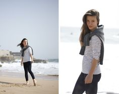 Outfit | A sailor in the beach