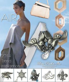 2014 Air Trend - Check out our upcoming trends for 2014!