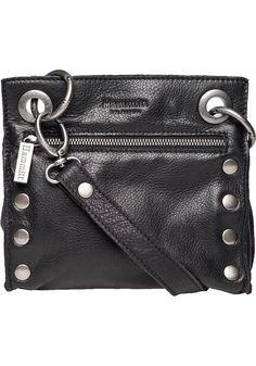 Hammitt Handbags - Tony Cross Body Bag Black Leather
