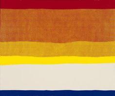 Roy Lichtenstein American (1923-1997), Seascape