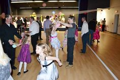 Memories Made at Project Graduation's Daddy-Daughter Dance at RES
