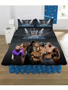 WWE bedroom decor - Bedroom A Wwe Bedroom, Kids Bedroom, Bedroom Decor, Bedroom Ideas, Twin Comforter, Bedding Sets, Roman Reigns, Lady And Gentlemen, Baby Kids