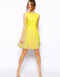 Colorblock maxi dress by pim larkin
