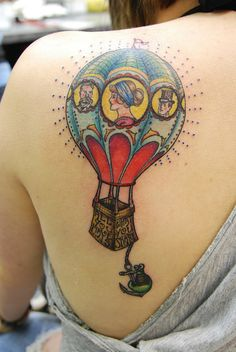 diggin hot air balloons - that's quite the tat...yes @Melissa Squires Vanderhoof Brand'l