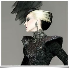 The Cherry Is On My Cake: Style icon: Daphne Guinness