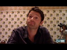 Misha Collins Interview - Supernatural Season 10